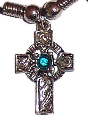 Celtic Cross Pendant (cc1g)