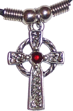 Celtic Cross Pendant (cc2r)