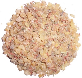 CRYSTAL PURIFICATION Hand Blended Incense 500g