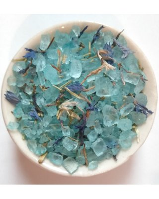 250g Witches Blue Salt (Coarse ground)